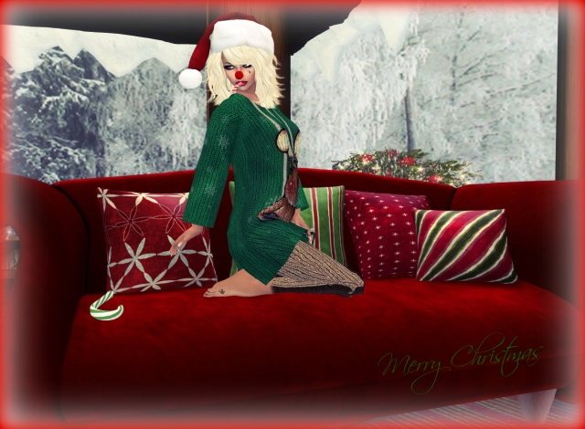 Zup christmas outfit 1