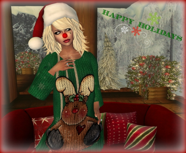 Zup christmas outfit 3