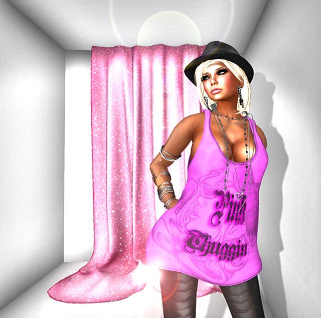 pink thuggin 2