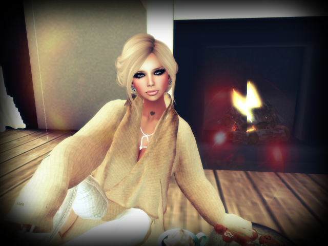 Cozy by the fire 2