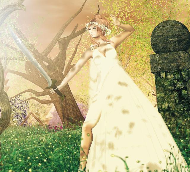 Princess warrior 1