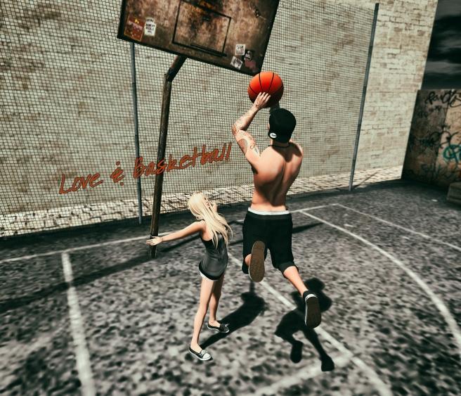 Love and Basketball 2